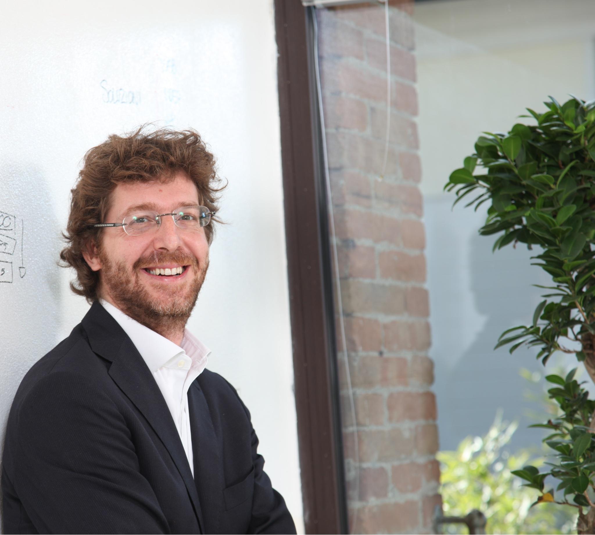 Paolo Zanzottera, Amministratore Delegato ShinyStat