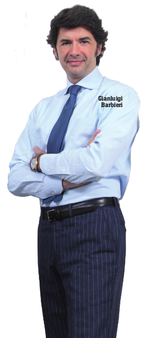 Gianluigi Barbieri - Presidente ShinyStat