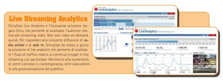 Netforum Ottobre 2012 - Focus on Live Analytics