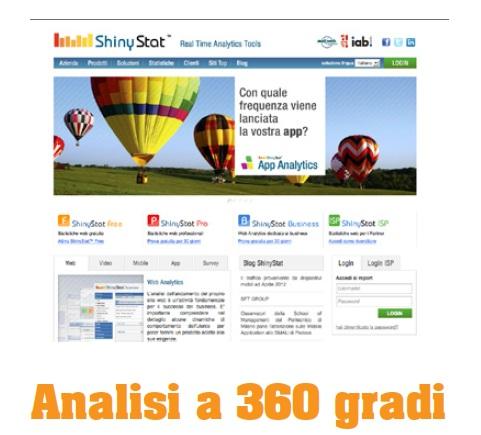 ShinyStat - Analisi a 360 gradi