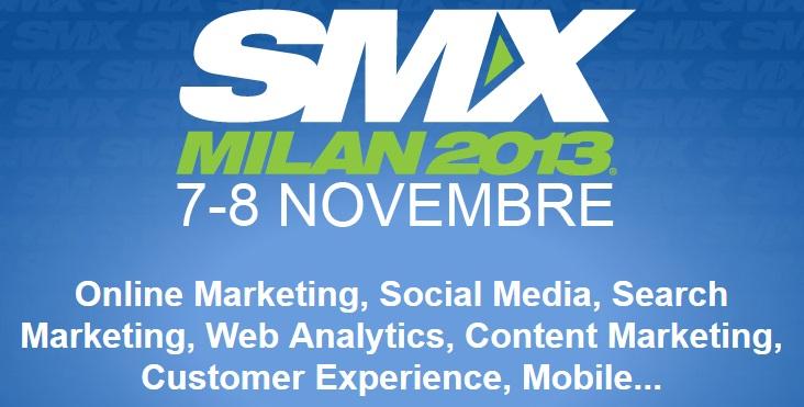 SMX Milan2013 - Scopri lo Special Price riservato ai clienti ShinyStat